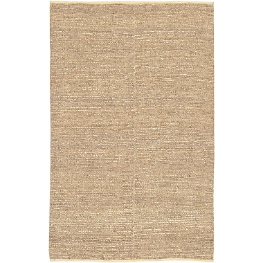 Surya Continental COT1930-811 Hand Woven Rug, 8' x 11' Rectangle