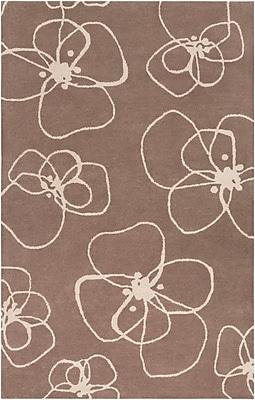Surya Lotta Jansdotter Decorativa DCR4024-23 Hand Tufted Rug, 2' x 3' Rectangle