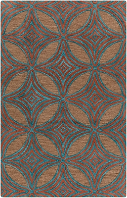 Surya Dream DST1182-3353 Hand Tufted Rug, 3'3