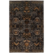 "Surya Empress EMS7000-5686 Hand Knotted Rug, 5'6"" x 8'6"" Rectangle"