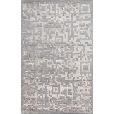 Surya Essence ESS7690-811 Hand Tufted Rug, 8' x 11' Rectangle