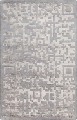 Surya Essence ESS7690-58 Hand Tufted Rug, 5' x 8' Rectangle