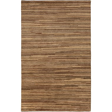 Surya Gradience GDC7002-58 Hand Knotted Rug, 5' x 8' Rectangle