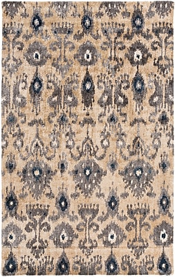 Surya Gemini GMN4005-811 Hand Tufted Rug, 8' x 11' Rectangle