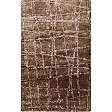 Surya Graph GRP2003-811 Hand Woven Rug, 8' x 11' Rectangle