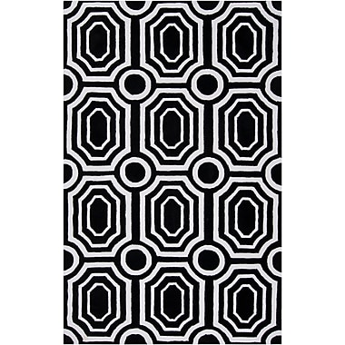 Surya Angelo Home Hudson Park HDP2010-810 Hand Tufted Rug, 8' x 10' Rectangle