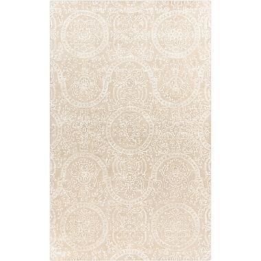 Surya Henna HEN1002-58 Hand Tufted Rug, 5' x 8' Rectangle