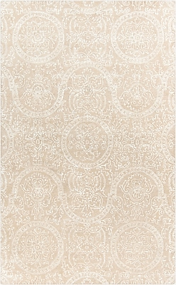 Surya Henna HEN1002-23 Hand Tufted Rug, 2' x 3' Rectangle