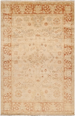 Surya Hillcrest HIL9007-3656 Hand Knotted Rug, 3'6