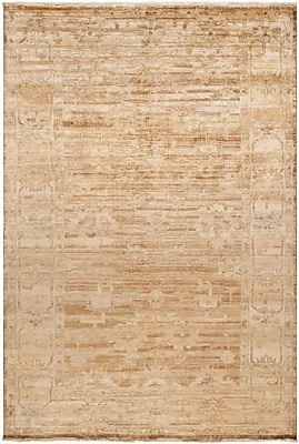 Surya Hillcrest HIL9012-913 Hand Knotted Rug, 9' x 13' Rectangle