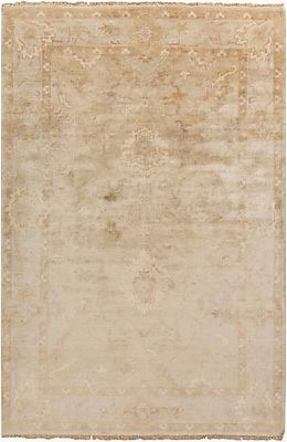 Surya Hillcrest HIL9018-811 Hand Knotted Rug, 8' x 11' Rectangle