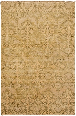 Surya Hillcrest HIL9025-5686 Hand Knotted Rug, 5'6