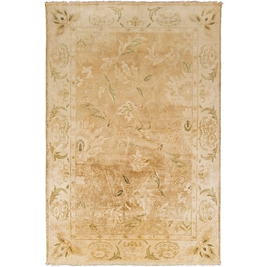 Surya Hillcrest HIL9030-23 Hand Knotted Rug, 2' x 3' Rectangle