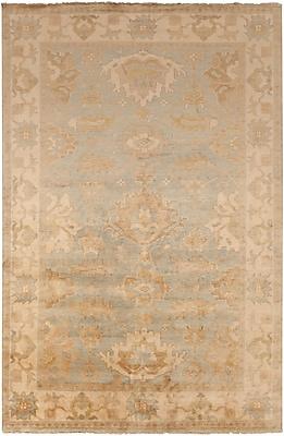 Surya Hillcrest HIL9033-23 Hand Knotted Rug, 2' x 3' Rectangle