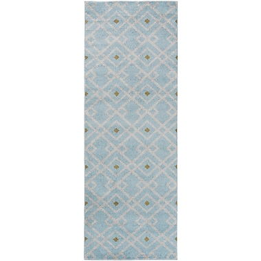 Surya Horizon HRZ1028-2773 Machine Made Rug, 2'7