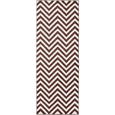 Surya Horizon HRZ1033-2773 Machine Made Rug, 2'7