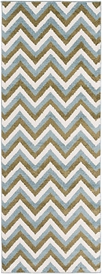 Surya Horizon HRZ1041-2773 Machine Made Rug, 2'7