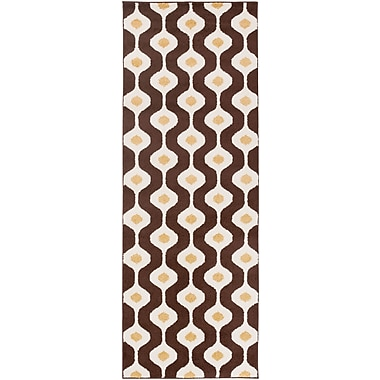 Surya Horizon HRZ1076-2773 Machine Made Rug, 2'7