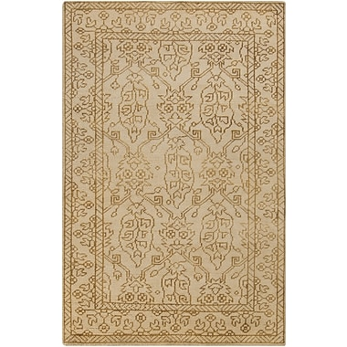 Surya Haven HVN1213-23 Hand Knotted Rug, 2' x 3' Rectangle
