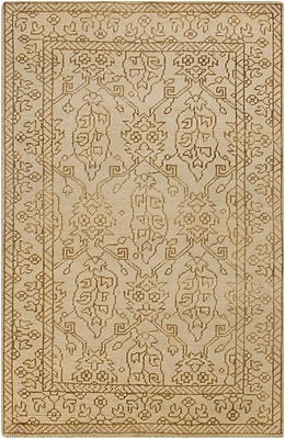 Surya Haven HVN1213-811 Hand Knotted Rug, 8' x 11' Rectangle