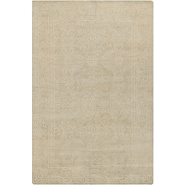 Surya Haven HVN1215-23 Hand Knotted Rug, 2' x 3' Rectangle