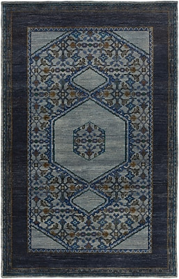 Surya Haven HVN1218-23 Hand Knotted Rug, 2' x 3' Rectangle