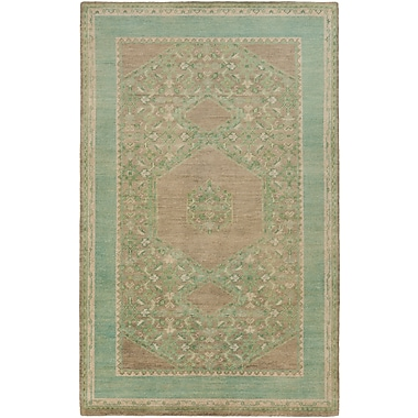 Surya Haven HVN1219-811 Hand Knotted Rug, 8' x 11' Rectangle