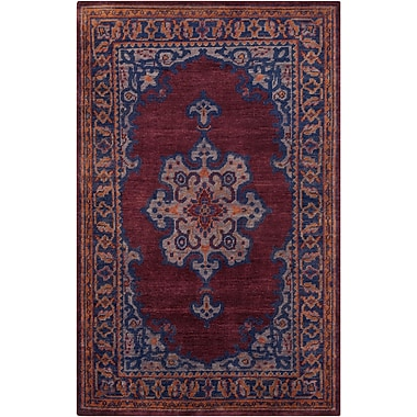 Surya Haven HVN1221-913 Hand Knotted Rug, 9' x 13' Rectangle