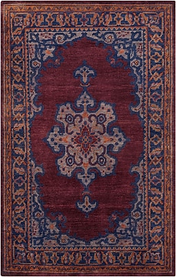 Surya Haven HVN1221-23 Hand Knotted Rug, 2' x 3' Rectangle