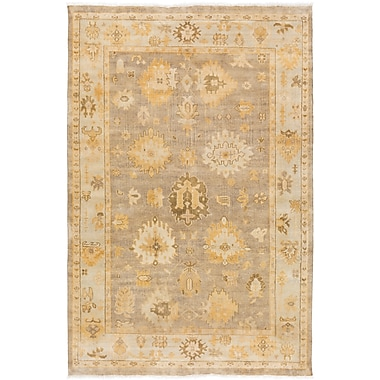 Surya Istanbul IST1000-23 Hand Knotted Rug, 2' x 3' Rectangle