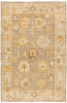 Surya Istanbul IST1000-3656 Hand Knotted Rug, 3'6