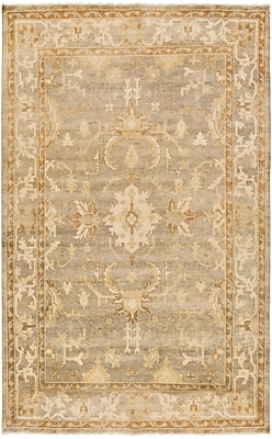 Surya Istanbul IST1001-5686 Hand Knotted Rug, 5'6