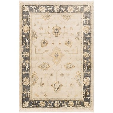 Surya Istanbul IST1003-23 Hand Knotted Rug, 2' x 3' Rectangle