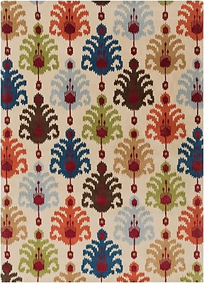 Surya Matmi MAT5400-811 Hand Tufted Rug, 8' x 11' Rectangle