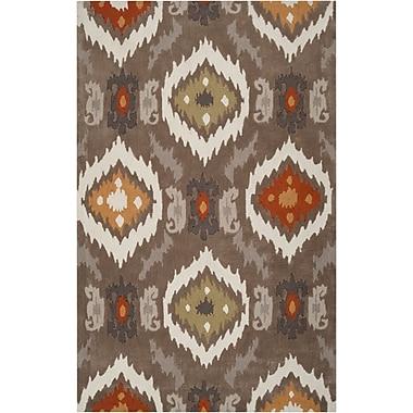 Surya Mamba MBA9001-811 Hand Tufted Rug, 8' x 11' Rectangle