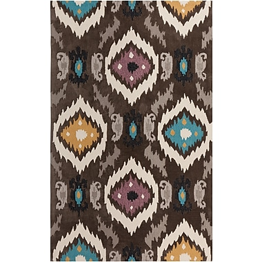 Surya Mamba MBA9003-811 Hand Tufted Rug, 8' x 11' Rectangle