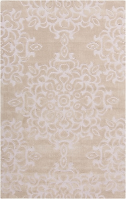 Surya Mamba MBA9013-58 Hand Tufted Rug, 5' x 8' Rectangle