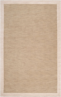 Surya Angelo Home Madison Square MDS1003-576 Hand Loomed Rug, 5' x 7'6