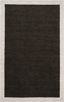 Surya Angelo Home Madison Square MDS1004-576 Hand Loomed Rug, 5' x 7'6