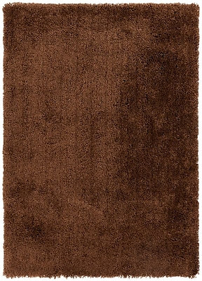 Surya Mellow MLW9003-57 Hand Woven Rug, 5' x 7' Rectangle