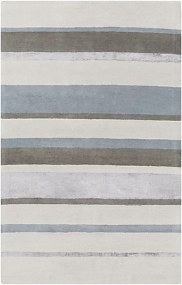 Surya GlucksteinHome Manor MNR1003-23 Hand Tufted Rug, 2' x 3' Rectangle