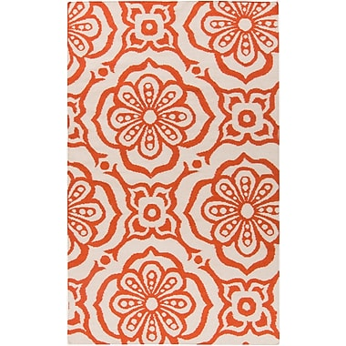 Surya KD Spain Marseille MRS2001-23 Hand Woven Rug, 2' x 3' Rectangle