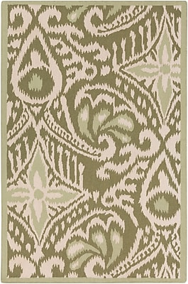 Surya KD Spain Marseille MRS2007-3353 Hand Woven Rug, 3'3