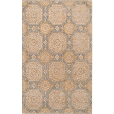 Surya Mentone MTO7004-811 Hand Tufted Rug, 8' x 11' Rectangle
