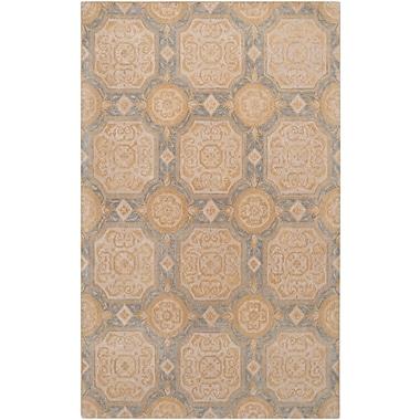Surya Mentone MTO7004-58 Hand Tufted Rug, 5' x 8' Rectangle
