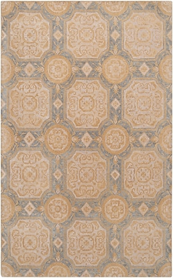 Surya Mentone MTO7004-23 Hand Tufted Rug, 2' x 3' Rectangle