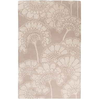 Surya Florence Broadhurst Mount Perry MTP1014-58 Hand Tufted Rug, 5' x 8' Rectangle