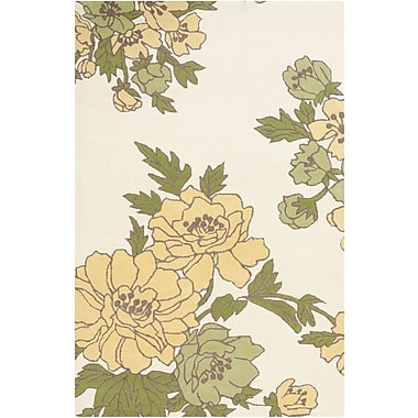 Surya Florence Broadhurst Mount Perry MTP1021-58 Hand Tufted Rug, 5' x 8' Rectangle