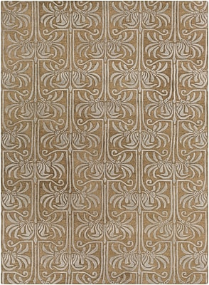 Surya Natura NAT7037-811 Hand Tufted Rug, 8' x 11' Rectangle