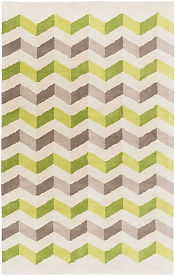 Surya Oasis OAS1108-58 Hand Tufted Rug, 5' x 8' Rectangle